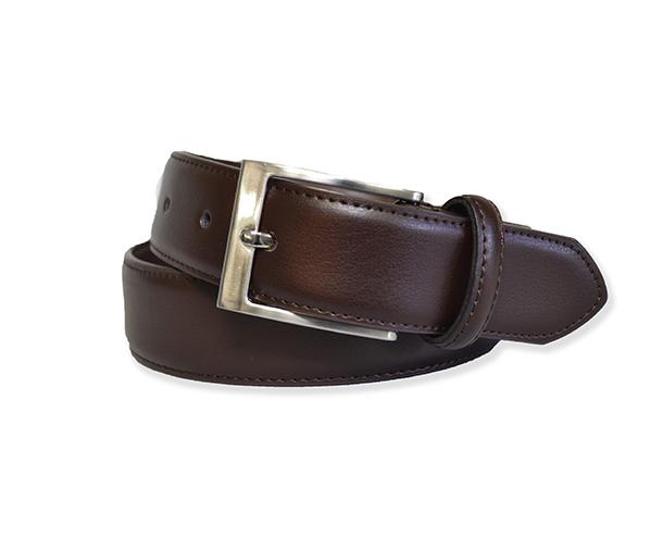 Plain Brown Belt-0