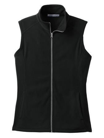 Port Authority® Ladies Microfleece Vest with Cardiology Associates Logo-4812