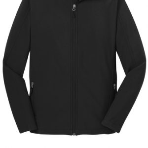 Port Authority® Core Soft Shell Jacket with Cardiology Associates Logo-0